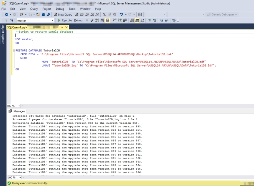 Part 1: Predictive Modeling using R and SQL Server Machine