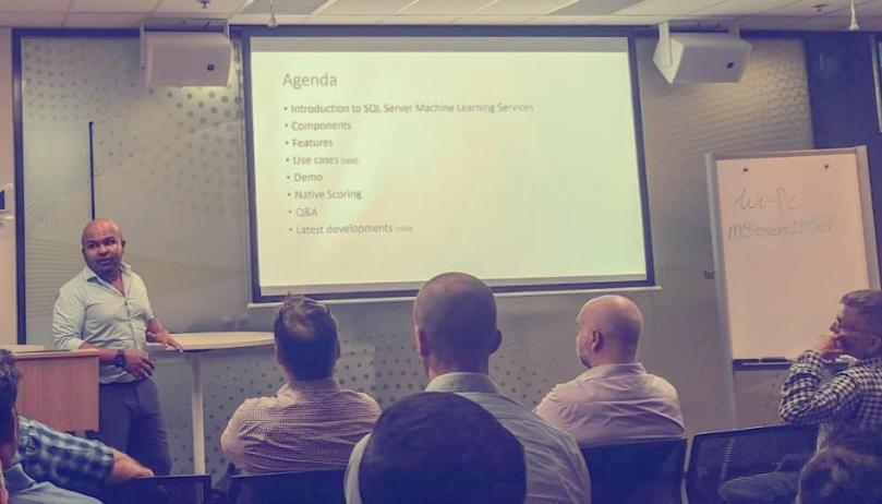 MLS at QLD SQL Server User Group